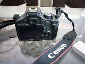 Canon 550D with 50mm 1.8 Lens
