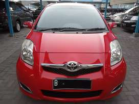 Yaris E 2009 Manual (DP 16JT)