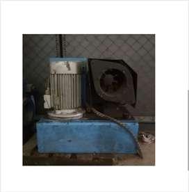 Dijual Mesin Press Selang Hidraulik / Hydraulic Hose Press Machine