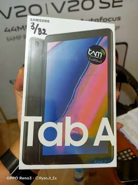 Samsung galaxy Tab A with S pen 3/32gb new segel resmi SEIN