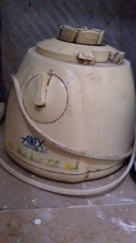Anex 1050 juicer blinder motor for sale