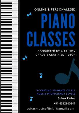 Online Piano and Keyboard Classes