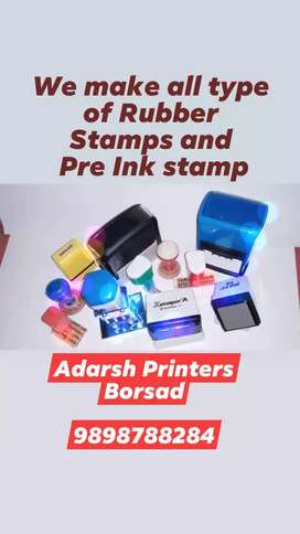 Adarsh Printers Borsad