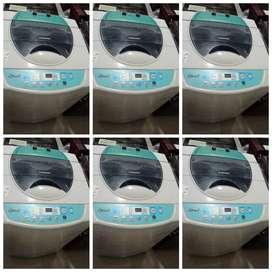 ##$$ Warranty Washing Machine 5 Year Fridge Ac Also Available