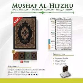 Mushaf Al- Hifzhu