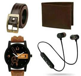 Buy 1 watches and get 3 items including .