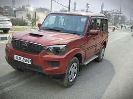 Mahindra Scorpio 1.99 S4 Plus, 2017, Diesel