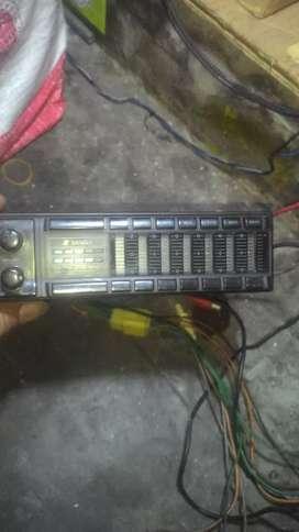 Power booster sansui 300 watt