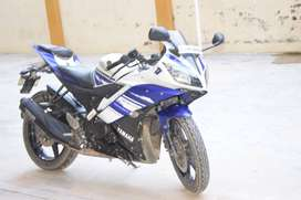 Yamaha R15 V2 (Karnataka and Telangana registered) for sale