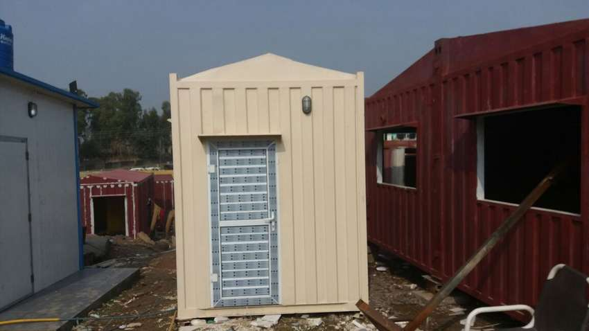 Tamper Proof Cabins and Containers For Sale 0