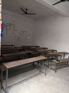 Space on Rent for Coaching Institute