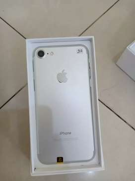 Iphone 7 32gb silver second inter