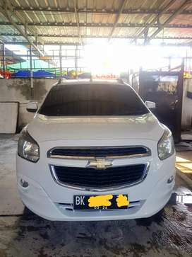 Spin Ltz bensin 2013 matic cantik orii
