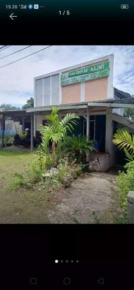 Jual Rumah Dan Tempat Usaha, di Tanah Patah Bengkulu