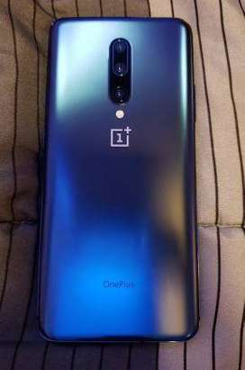One Plus 7 Pro has a very powerful processor and very brilliant design