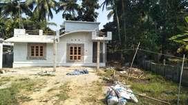 New residential house
