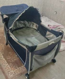 Cot in good condition for sale..