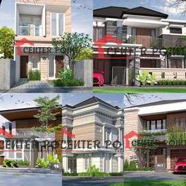 Desain Arsitek RAB IMB Kontraktor Rumah di Tebing Tinggi