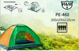 Tenda camping kemah uk 200x200cm