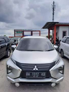 Xpander 2019 ultimate matic. Km 18rb