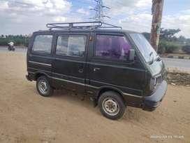 Maruti Suzuki Omni 5 STR BS-III, 1999, LPG