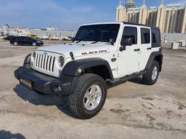 Jeep wrangler Renegade plus 2013 white