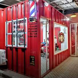 TRUCK CONTAINER/FOOD TRUCK/BOOTH CONTAINER/CONTAINER CAFE