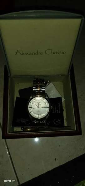 Jam tangan alexandrite