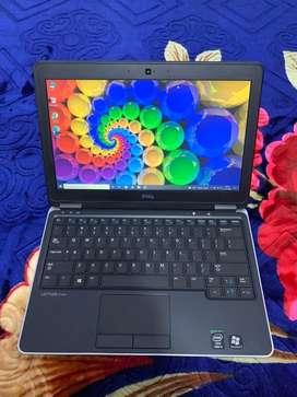 Laptop DELL Latitude E7240 core i5 gen4 Ram 4GB SSD 128GB