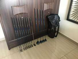 Ladies golf set Ben Sayer brand with bag