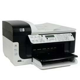 Hp Officejet 6500 All in one printer with refillable cartridges Quetta