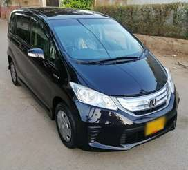 Honda Freed IMA Hybrid 7 Seater  Model 2012 Reg 2017 only 118000 km.