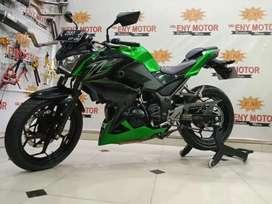 Mokas Rasa Baru Plat Baru K.  Ninja Z250 2016  #Eny Motor#