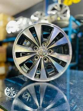 Innova Type 4 Z Version genuin toyota alloys in offer