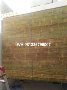 Bisa di gulung kerai bambu mantap