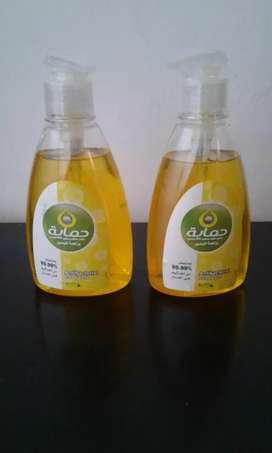 HEMAYA Lemon Frag Anti Bacterial Hand Wash 250ml