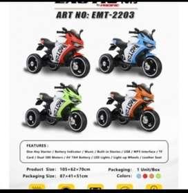BERGARANSI Motor Aki Anak R6 EXOTIC EMT 2203