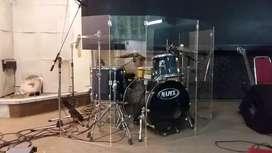 Peredam Drum Acrylic / Drum Shield