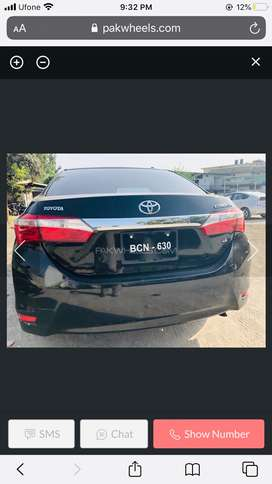 Corolla XLI VVTI for sale
