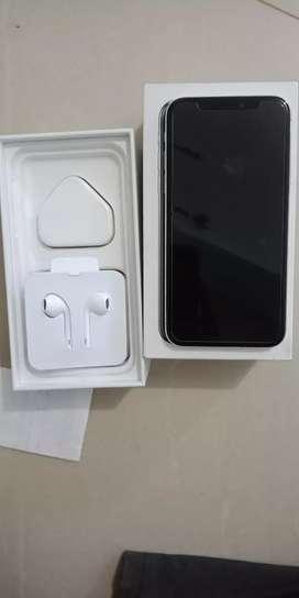 Iphone x 256 white