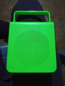 Bluetooth Bass spekar