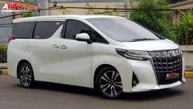 Toyota Alphard Facelift G ATPM 2018 Pjk Pnjng Full Spec Siap Pakai!!!
