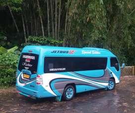 Siap bawa team rental sewa hiace elf Bus medium sewa hiace elf long