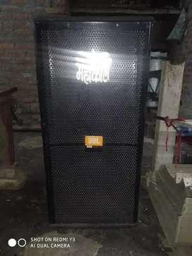 Jbl speaker (12 inch khali box)