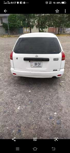 White color special Rim AC in good condition
