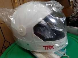 Helm jadul TRX dual type