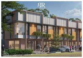 Ruko 600 jutaan target market 800 penghuni perumahan Bali Resort Bogor