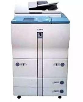 Mesin fotocopi digital hemat listrik cocok untuk usaha mandiri