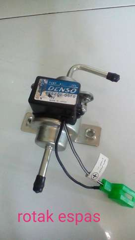 Pompa bensin espas