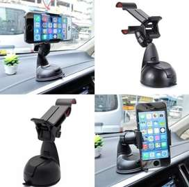 Car Phone Holder Mount 360-degree Stand for Smartphone Cell phone